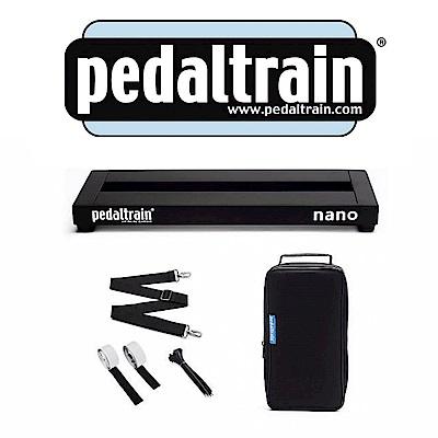 PEDALTRAIN Nano SC 效果器板+軟袋