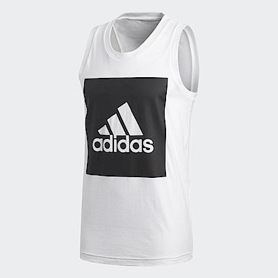 adidas Logo 運動背心 男 S98704