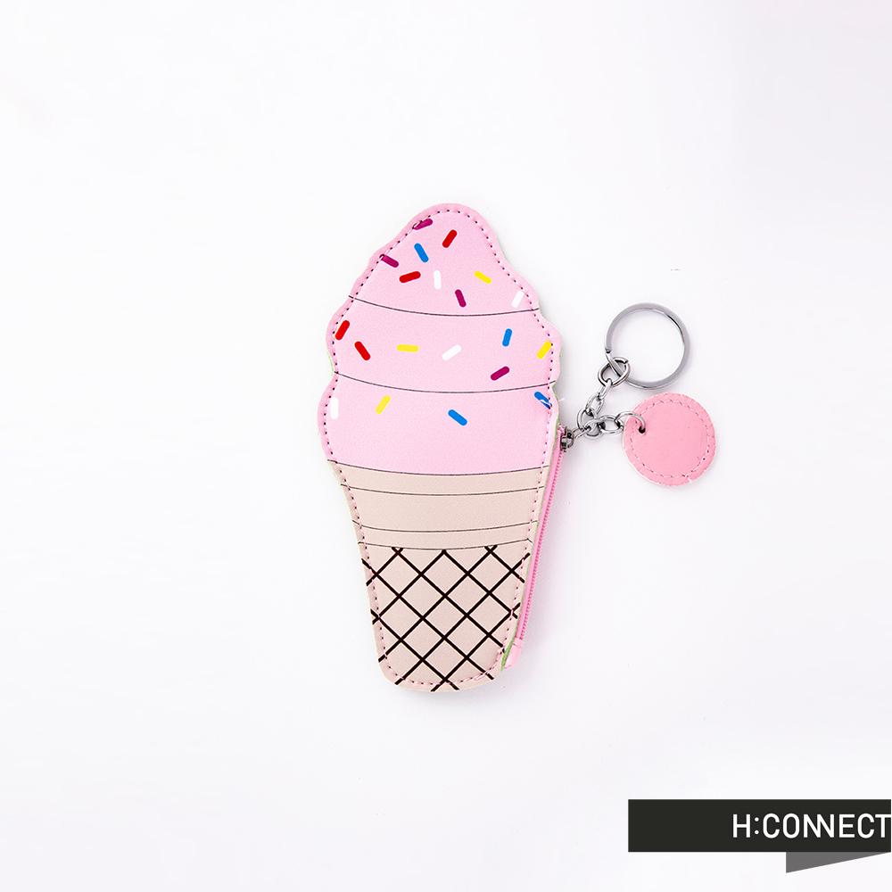 H:CONNECT 韓國品牌 -甜美冰淇淋零錢包
