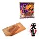 天目雷 香烤鮭魚雞肉片(+Omega) 180g 台灣製造 純肉零食 肉製品 肉片零食 肉乾 product thumbnail 1