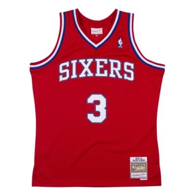 M&N Swingman復古球衣 76人 02-03 #3 Allen Iverson