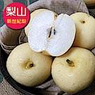 梨山黃金新世紀梨超大-8入禮盒
