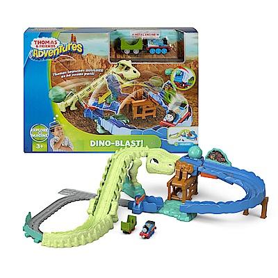湯瑪士大冒險系列-恐龍歷險遊戲組(3Y+)