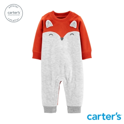 Carter s台灣總代理 狐狸造型連身裝