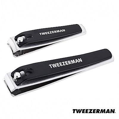 Tweezerman 專業指甲剪雙用組