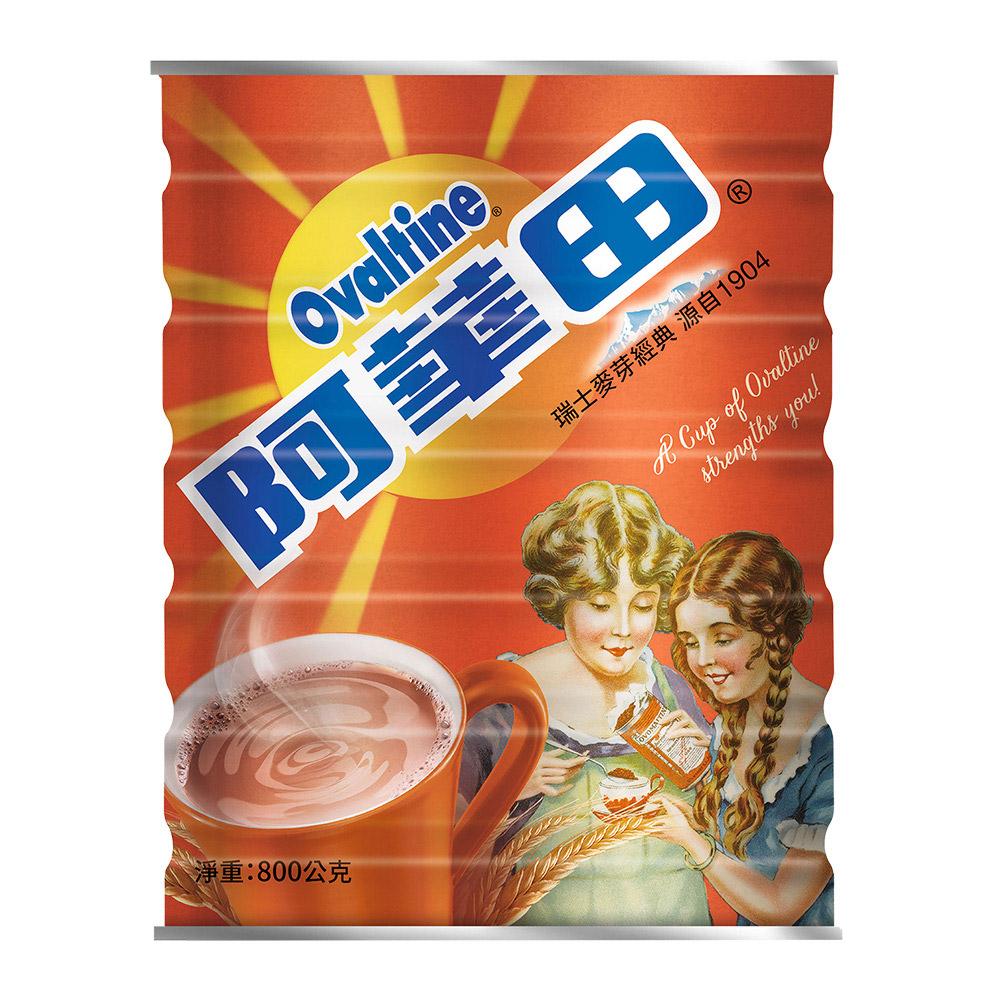 阿華田 營養巧克力麥芽飲品800g