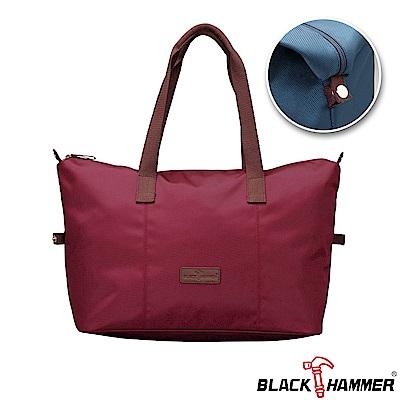 BLACK HAMMER 旅行袋-紅