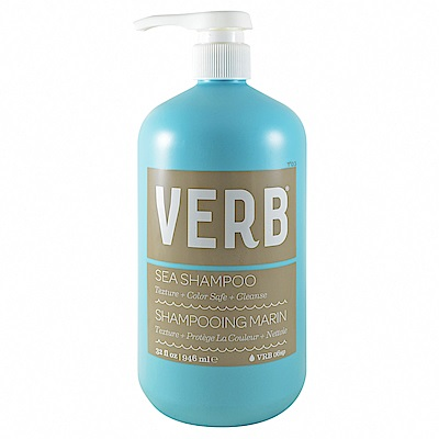VERB 海洋質感洗髮精 946ml Sea Shampoo