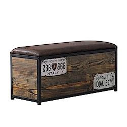 MUNA路德3.3尺儲物凳  100X40X47cm