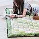 樂嫚妮 北歐厚鋪棉地毯/饅頭墊/榻榻米墊 110X200cm