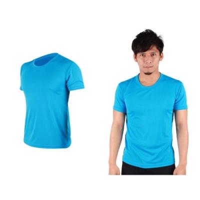 HODARLA 男女 FLARE 100 吸濕排汗衫 亮藍