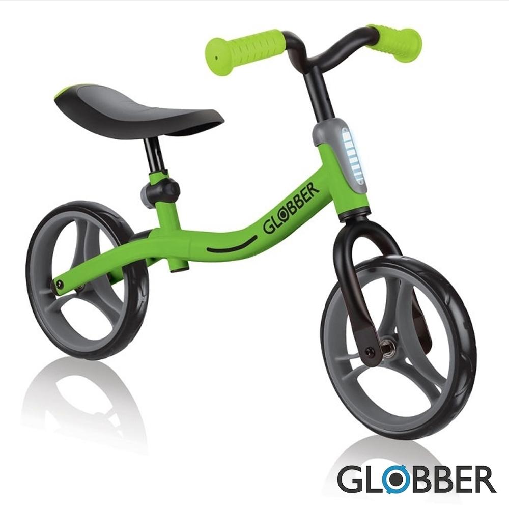 法國Globber - Go-Bike兒童平衡車-綠色