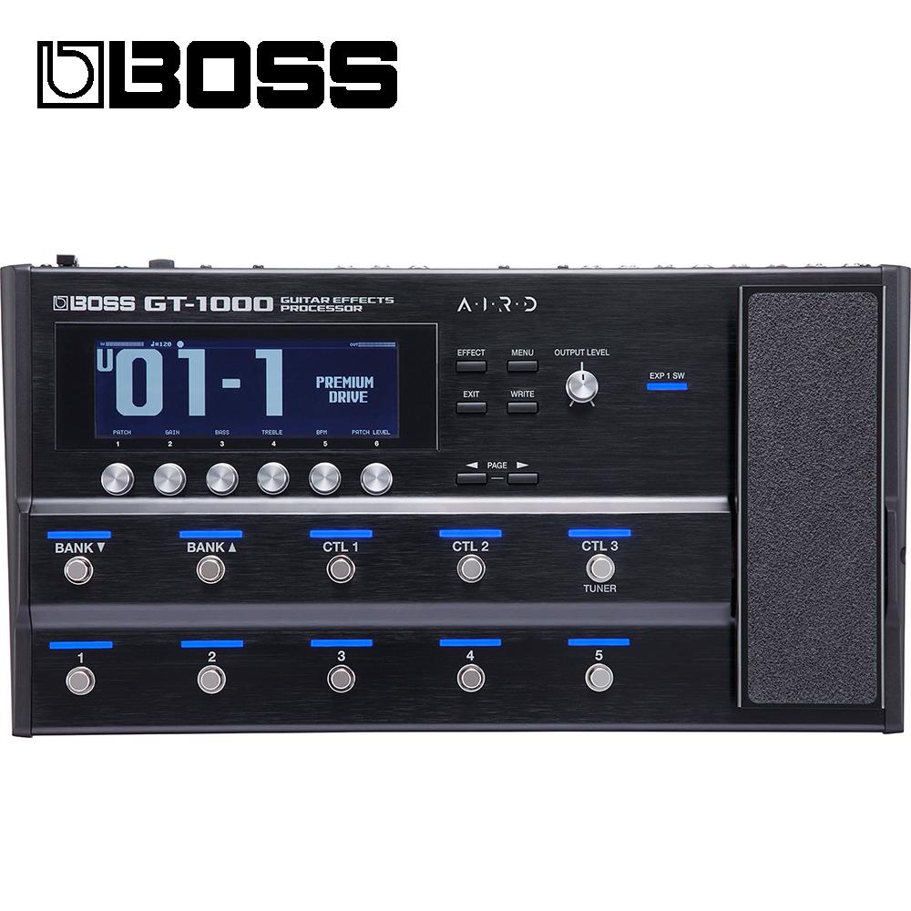 BOSS GT-1000 吉他綜合效果器 @ Y!購物