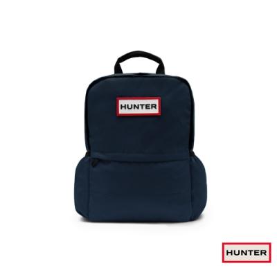 HUNTER - 尼龍後背包 - 黑