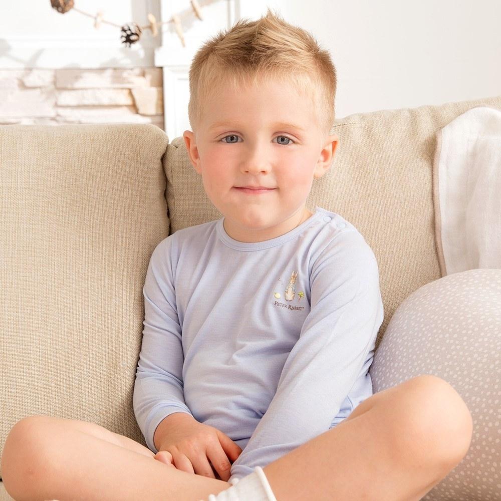 奇哥 功能布側開衫-羊毛保暖布 2-4歲 (2色選擇)