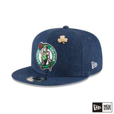 NEW ERA 9FIFTY 950 NBA DRAFT 丹寧 塞爾提克