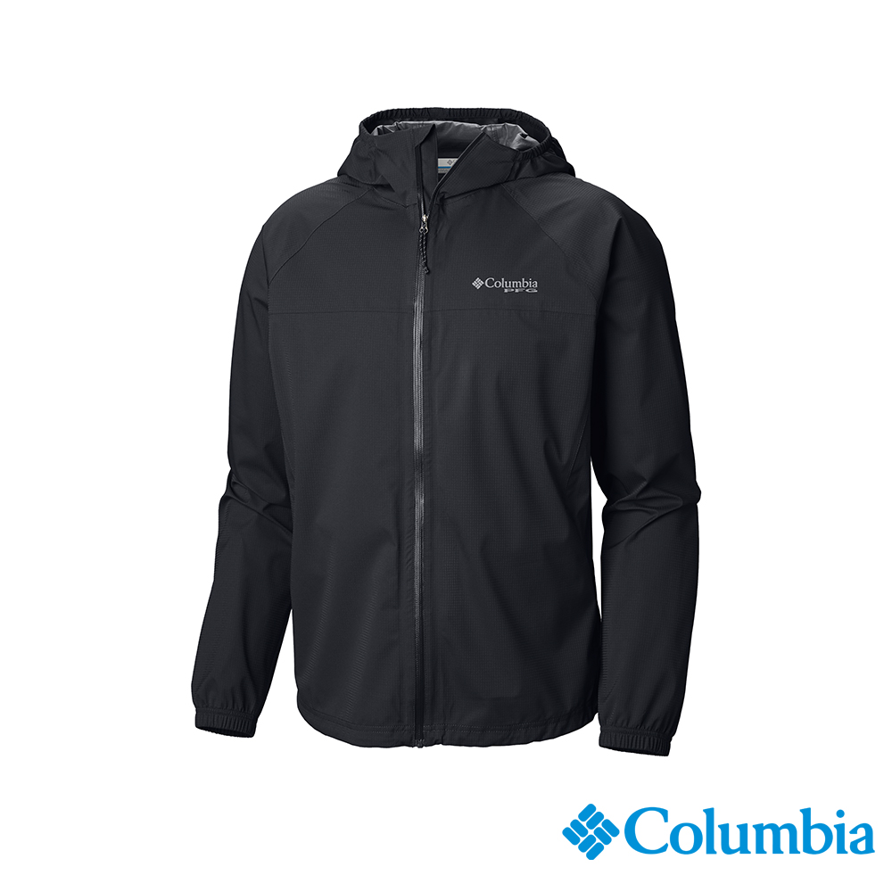 Columbia 哥倫比亞 男款-OT防水外套-黑色 UFM00660BK