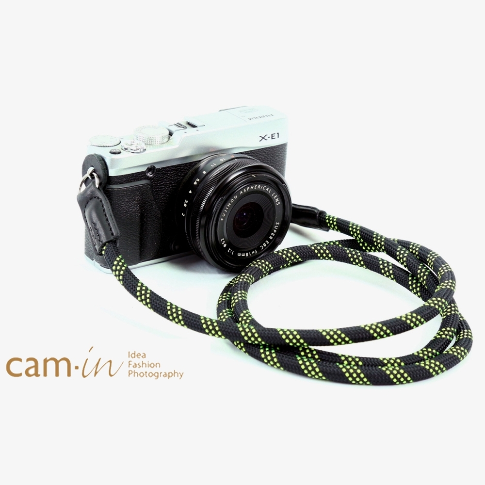 Cam in 尼龍圓孔型相機背帶 (共3色) 台灣公司貨 product image 1