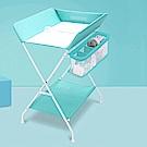 DF 童趣館 - 可折疊式收納尿布台-共3色
