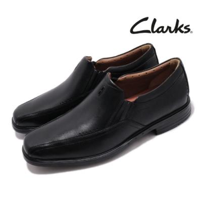 Clarks 皮鞋 Un Sheridan Go 正裝 男鞋