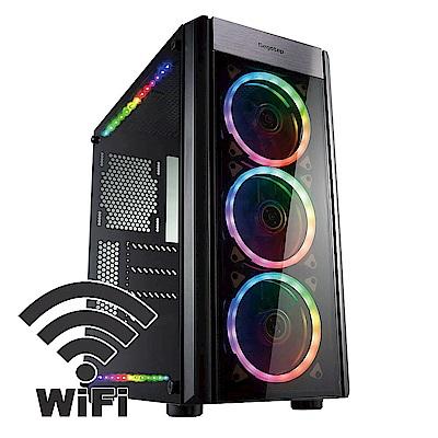 技嘉B450平台[聖光悍將]R7八核RTX2060獨顯電玩機