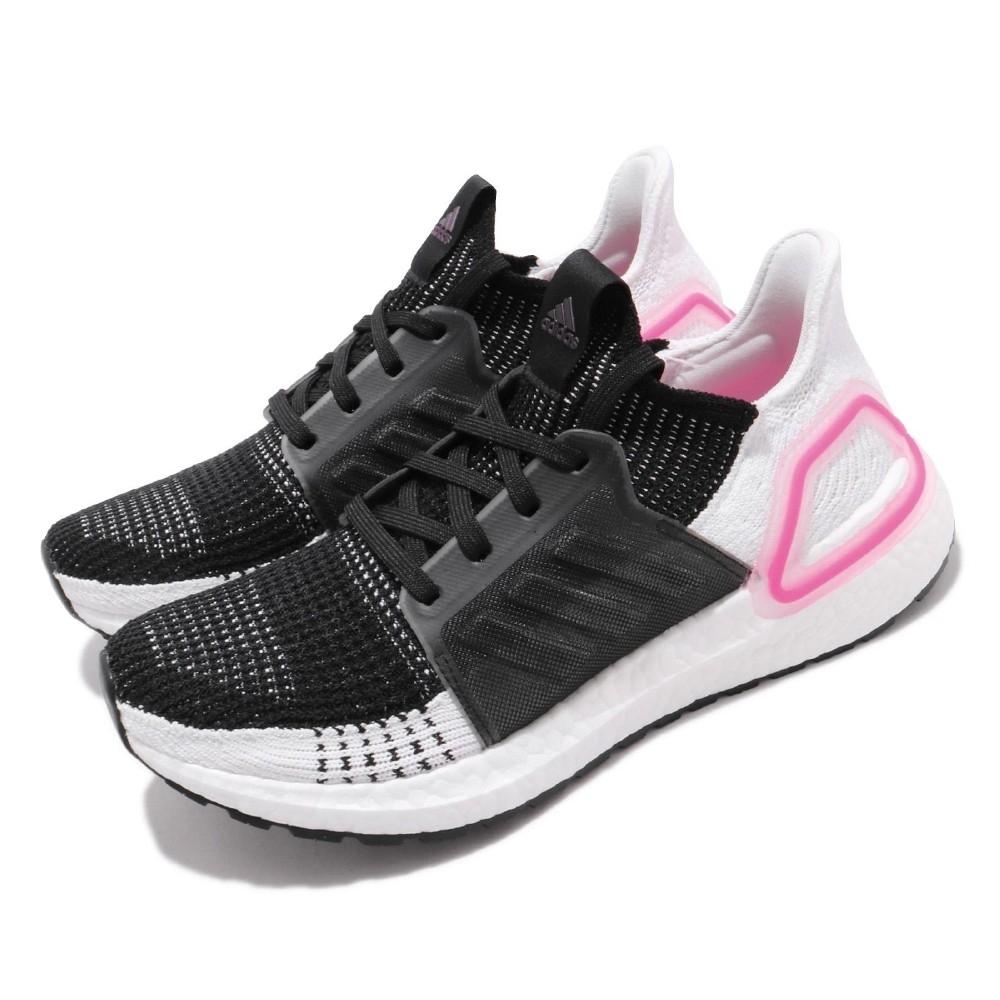 adidas 慢跑鞋 UltraBoost 19 襪套 女鞋