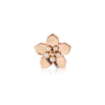 HOURRAE 櫻花 人氣玫瑰金系列 小飾品