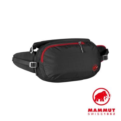 【Mammut 長毛象】Waistpack Hike 8L 健行腰包 黑色 #2520-00520
