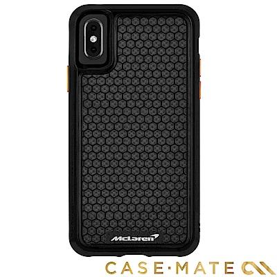 美國Case-Mate iPhone XS Max McLaren 防摔手機保護殼-麥拉倫