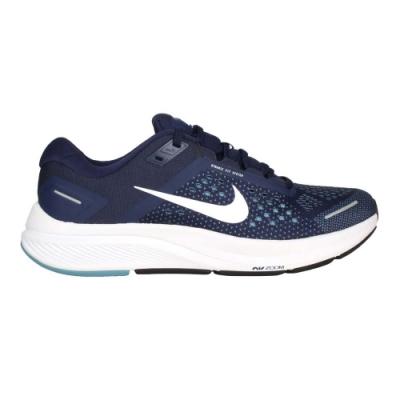 NIKE AIR ZOOM STRUCTURE 23 男慢跑鞋-路跑 運動 CZ6720402 丈青白