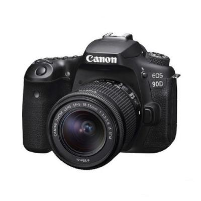 Canon EOS 90D 機身+18-55mm IS STM單鏡組(機身公司貨鏡頭平輸)