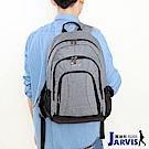 Jarvis賈維斯 後背包 休閒多功能-學仕-8845