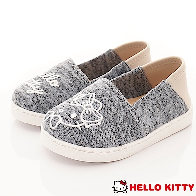 HelloKitty童鞋 凱蒂針織機能懶人鞋款 SE18781水(中小童段)
