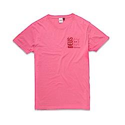 Deus Ex Machina 圖騰粉T恤
