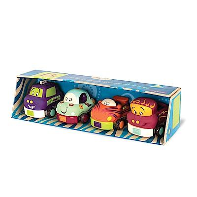 B.Toys 寶寶迴力車(芽綠)