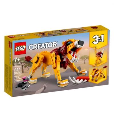 樂高LEGO 創意大師系列 - LT31112 野獅