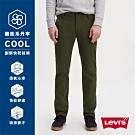 Levis 男 511 低腰修身窄管休閒褲 COOL機能快乾防潑水 超彈力