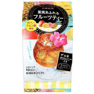 日東紅茶 日東綜合水果沖調飲(85g)