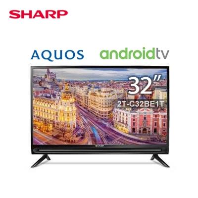 SHARP夏普32吋HD智慧連網液晶顯示器+視訊盒 2T-C32BE1T