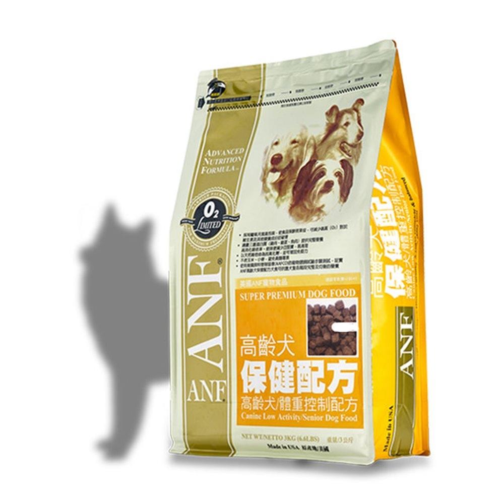 ANF愛恩富 老犬保健配方 小顆粒 3KG 兩包組