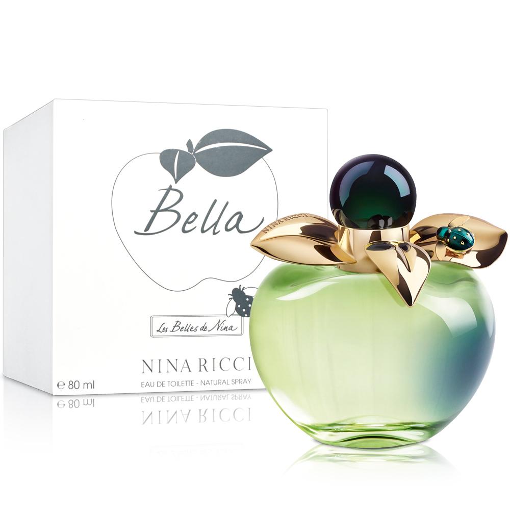 NINA RICCI Bella貝拉甜心女性淡香水80ml-Tester