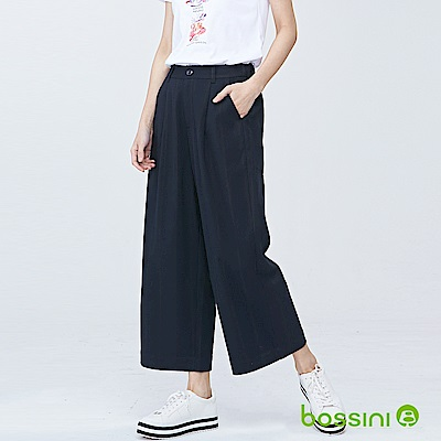 bossini女裝-彈性修身褲06海軍藍