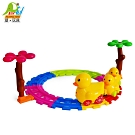 Playful Toys 頑玩具 小鴨電動軌道車