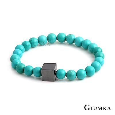 GIUMKA 歐美潮流串珠手鍊 單條(八色任選)