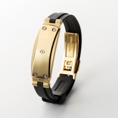 Colantotte MAGTITAN GEO磁石手環 金色款