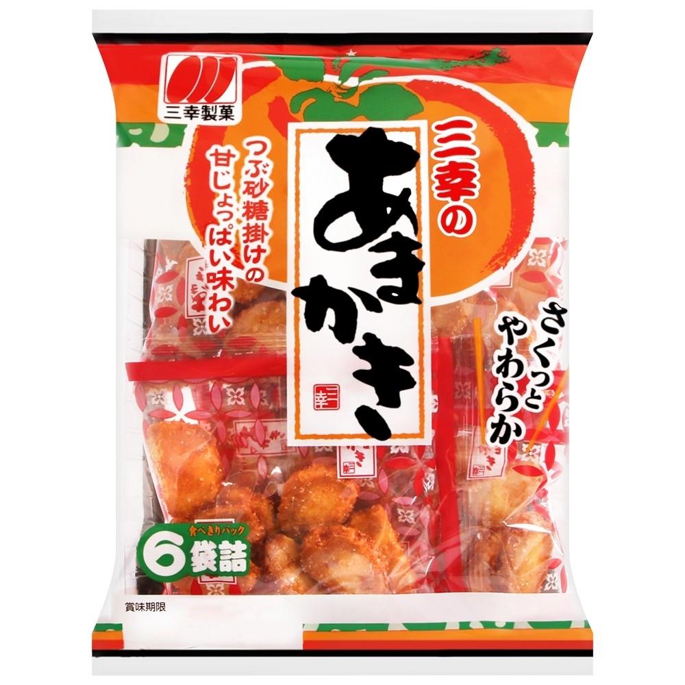 三幸 甜味米果(96g)