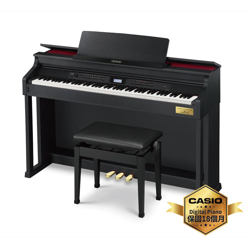[無卡分期-12期]CASIO卡西歐原廠CELVIANO數位鋼琴AP-700
