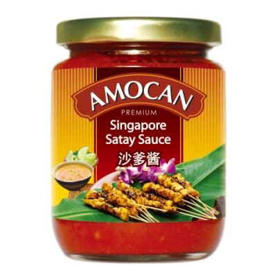 淘化 AMOCAN新加坡沙嗲醬(240g)