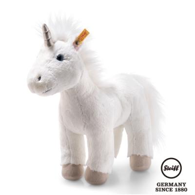 STEIFF德國金耳釦泰迪熊  獨角獸 Floppy Unica unicorn(動物王國)