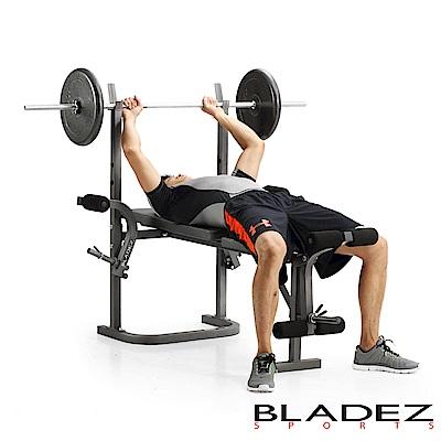 【BLADEZ 】BW-11多功能舉重床/重量訓練椅